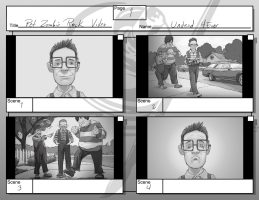A StoryBoard Approach