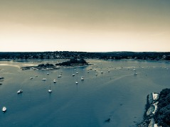 Hingham Harbor - Captured with a DJI Spark. 7/18